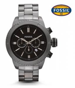 Relógio Fossil® American Watches | Modern Machine | Logan Cinza | Cronógrafo | 5ATM