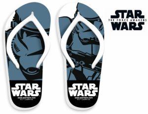 Chinelos Star Wars | 27 ao 32 | Produto Licenciado