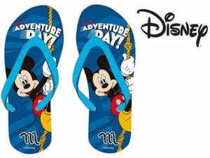 Mickey Chinelos Adventure | 24 ao 34 | Produto Licenciado