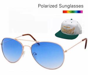 PACK ESPECIAL Cap Pure Magic Com Regulador de Tamanho + Óculos de Sol Espelhados Lente Azul Ceu Modelo Aviador | 2 Cores á Escolha !