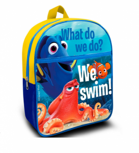 Dory | Mochila 30cm We Swim | Produto Licenciado