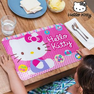 Hello Kitty | Individual de Mesa | Produto Licenciado