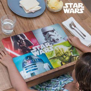 Star Wars | Individual de Mesa | Produto Licenciado