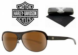 Harley Davidson® Óculos de Sol HDX864 GUN-1