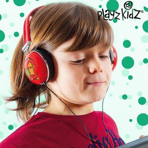 Playz Kidz | Auscultadores Monstrinhos
