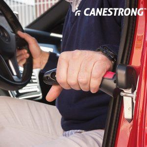 Canestrong | Punho de Segurança Portátil Para  Carros