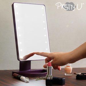 Espelho LED Pretty-U ™