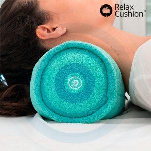 Almofada Massajadora Relax Cushion | Botão On/Of