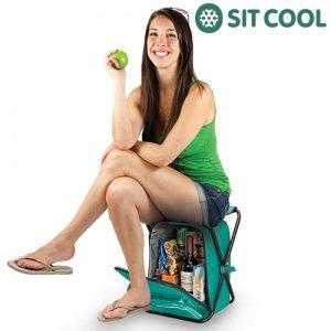 Cadeira Dobrável | Saco Térmico | Mochila