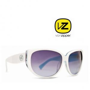 VonZipper® Óculos de Sol Ivana White Sky Grey Blue