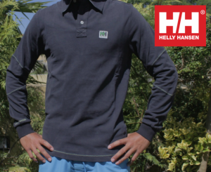 Helly Hansen® Polo Preto