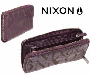 Nixon® Carteira Rockin Roxo