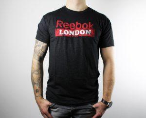 Reebok® T-Shirt Delta CF London