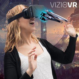 Lente de Realidade Virtual