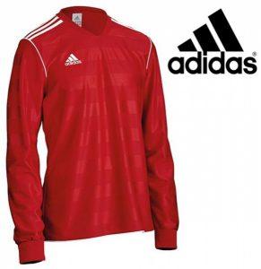 Adidas® Camisola Desportiva Vermelha | Tecnologia Climalite®