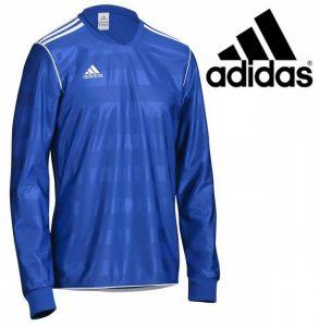 Adidas® Camisola Desportiva Azul | Tecnologia Climalite®