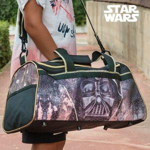 Star Wars | Bolsa de Viagem 42 x 25 x 18,5cm | Produto Licenciado