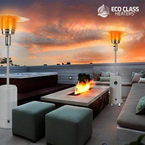 Aquecedor de Exterior a Gás GH 12000W | Eco Class Heates