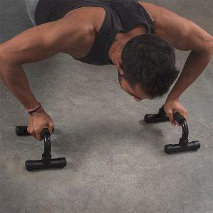 2 Barras Para Flexões Fitness