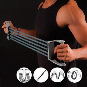 Conjunto de Acessórios Fitness | 5 Peças
