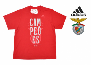 Adidas® T-Shirt Benfica Campeão Adulto !