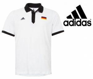 Adidas® Alemanha Branco | 100% Algodão