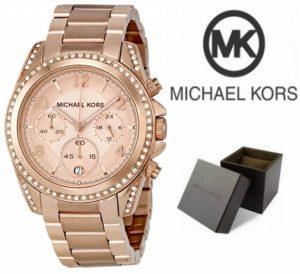 Relógio Michael Kors® Blair Rose Gold | 10ATM