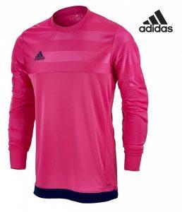 Adidas® Camisola De Guarda Redes Rosa | Tecnologia Climacool®