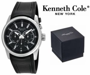 Relógio Kenneth Cole® New York Multi-Function | 3ATM
