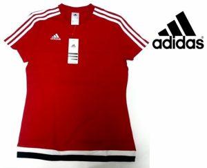 Adidas® T-Shirt de Treino Vermelho Lic Tee W