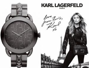 Relógio Karl Lagerfeld Paris® Women´s Grey | 5ATM