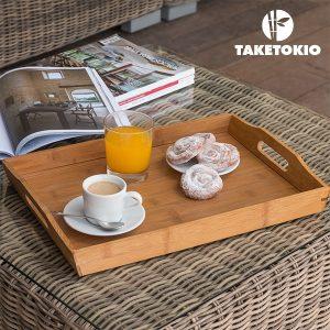 TakeTokio | Bandeja em Bambú