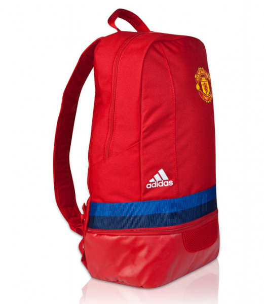 Adidas® Backpack Manchester United Official - You Like It e10771dcf60cd
