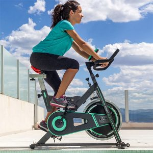 Bicicleta de Spinning Fitness 7004
