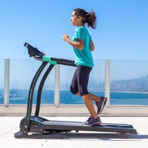 Passadeira Fitness 12 Programas | 5 Níveis de Velocidade
