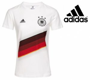 Adidas® T-Shirt Júnior Deutscher Fussball Bund | 100% Algodão