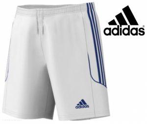 Adidas® Calções de Futebol Squadra Branco Júnior | Tecnologia Climalite ®