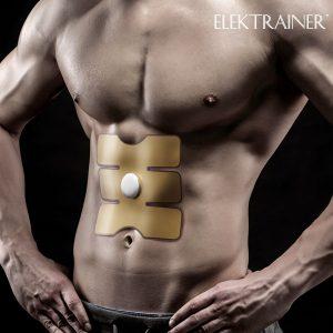 Eletroestimulador Elektrainer | 15 Níveis de Intensidade Que Ajudam no Fortalecimento dos Músculos Abdominais