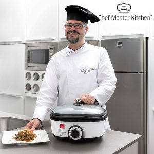 Robot de Cozinha Quick Cooker Chef Master Kitchen