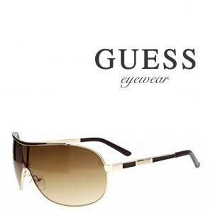 Guess® Sunglasses GUF110GLD-3400