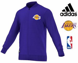 Adidas® Casaco Basketball Los Angeles Lakers