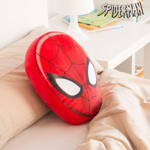 Almofada Criança Spiderman | Suave Tato Aveludado !