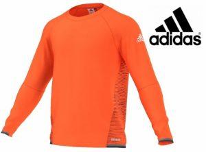Adidas® Camisola de Homem Football Adizero Laranja | Tecnologia Climalite®