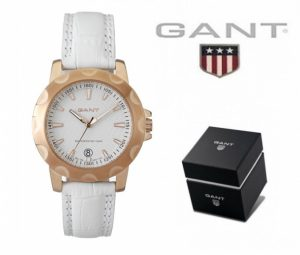Gant® St. Claire White | American Watches | 10ATM