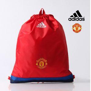 Adidas® Saco Oficial Manchester United FC Vermelho | Branco