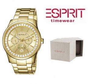 Relógio Esprit® Starlite | Gold | 5ATM