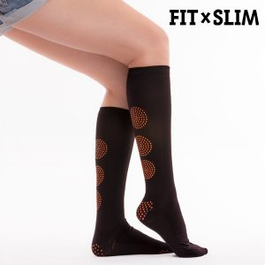 Meias de Relaxamento Compression Bamboo Socks