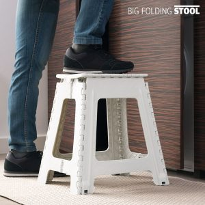 Banco Dobrável Grande Folding Stool