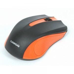 Rato Omega Óptico OM05B 3D 1000DPI | Laranja