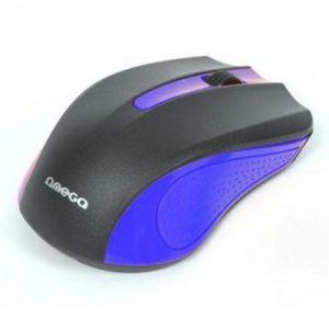 Rato Omega Óptico OM05B 3D 1000DPI | Azul